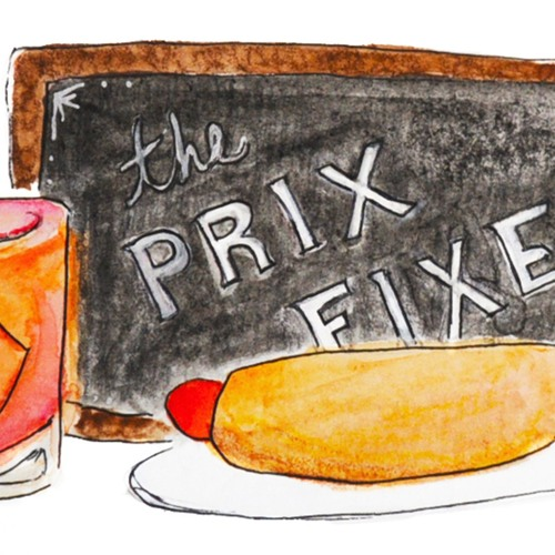 The Prix Fixe Podcast's avatar