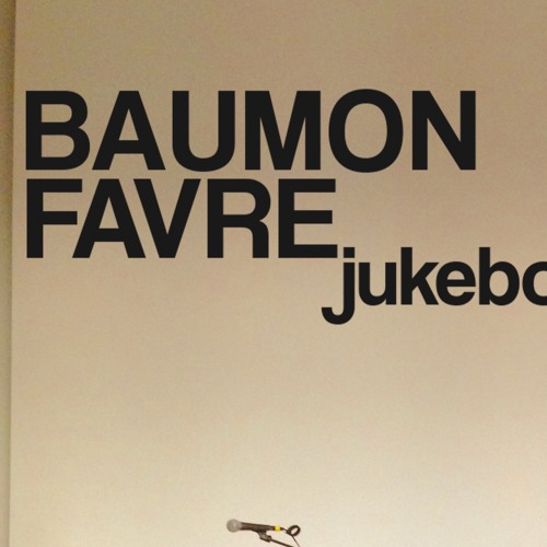 BAUMON FAVRE jukebox's avatar