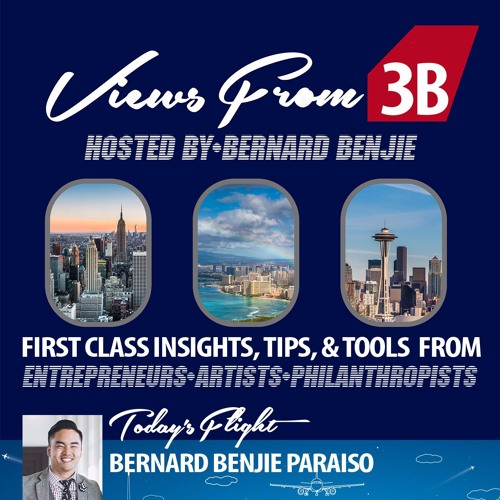 Views From 3B - Hosted By Bernard Benjie Paraiso's avatar
