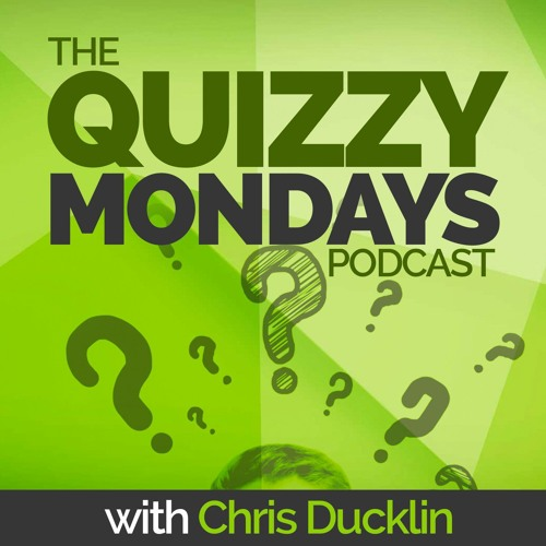 Quizzy Mondays Podcast with Chris Ducklin's avatar