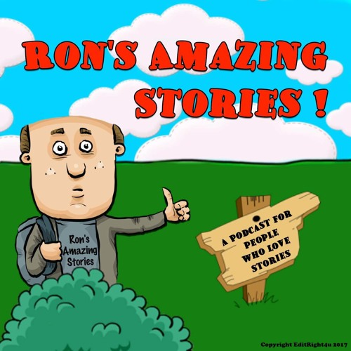 Rons Amazing Stories's avatar