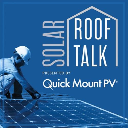 Quick Mount PV Solar Roof Talk's avatar