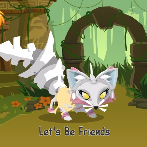 fnaf theshopking animaljam's avatar