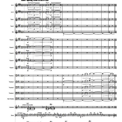 Snow - Wind Ensemble