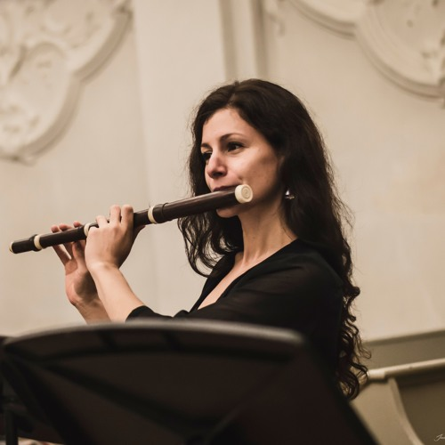 Florencia Gómez. Flute's avatar