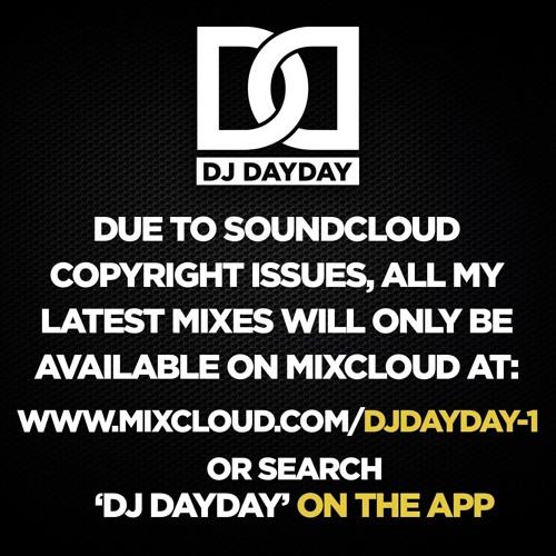 MIXCLOUD = DJDAYDAY-1's avatar
