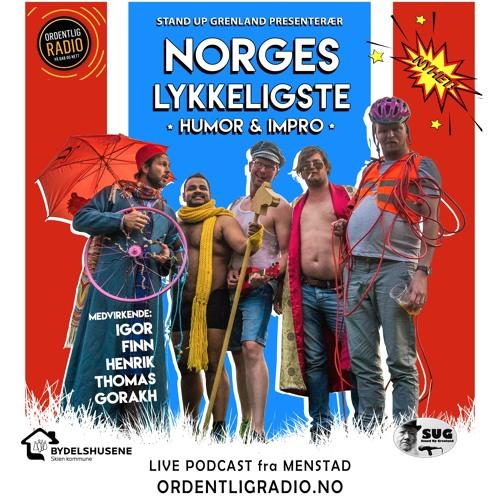 Norges lykkeligste's avatar