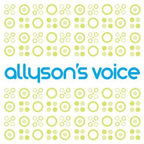 allysonsvoice's avatar