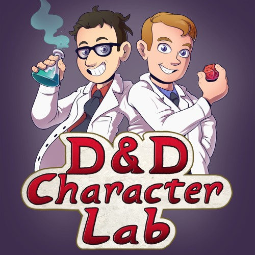 DnD Character Lab Podcast's avatar