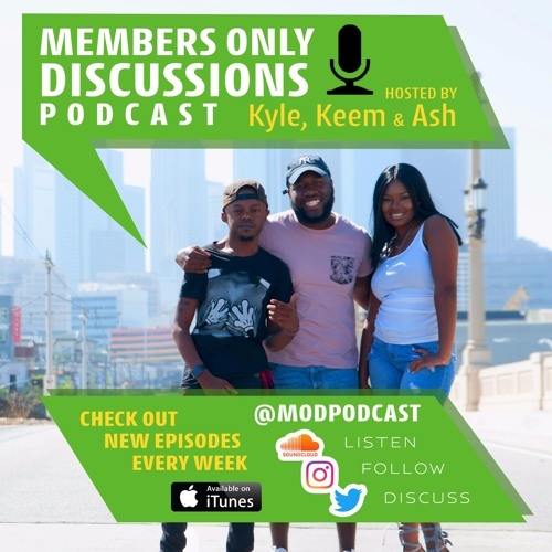 Members Only Discussions Podcast's avatar
