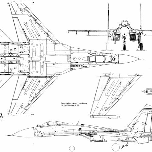 Petit gateau / Su-27's avatar