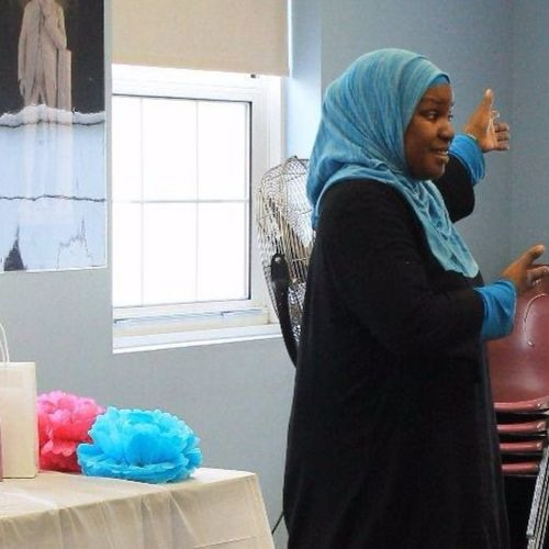 Muslimah Bossin While Raising the Next Generation's avatar