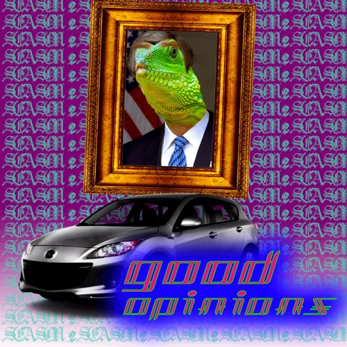 The Good Opinions Podcast's avatar