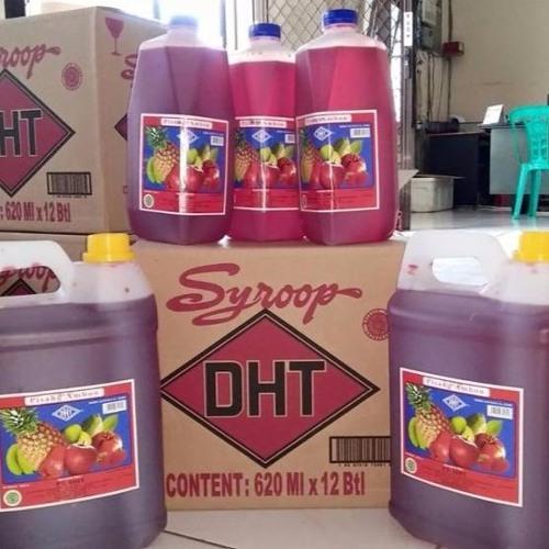 Sirup DHT Rasa Pisang Ambon - 085299192996's avatar