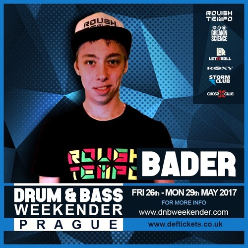 Dj Bader DNB - Official - Free Downloads's avatar