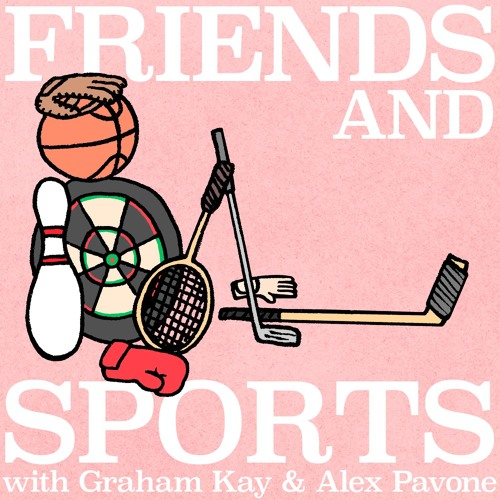 The Friends and Sports Podcast's avatar