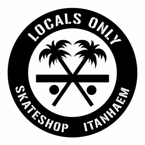 Locals Only Skateshop  c05482c83bf0