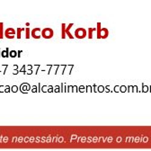 Frederico Korb's avatar