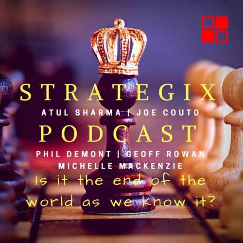 Strategix Consulting: The Podcast Sessions's avatar