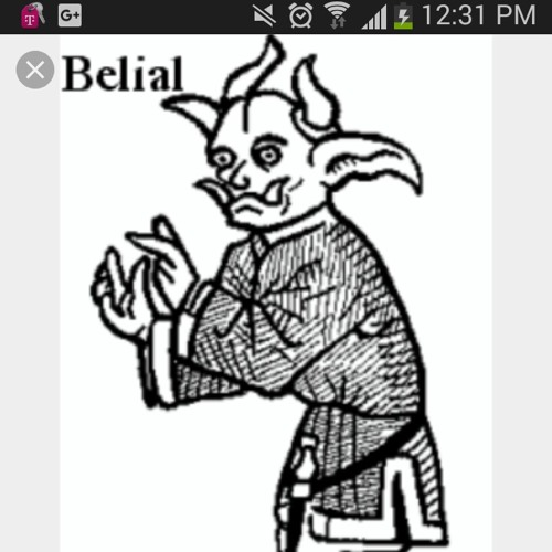 belial's avatar