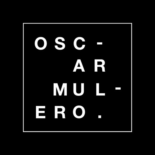 Oscar Mulero Portada