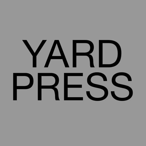 Yard Press's avatar