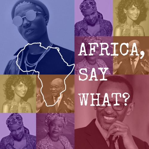 Africa, Say What?'s avatar
