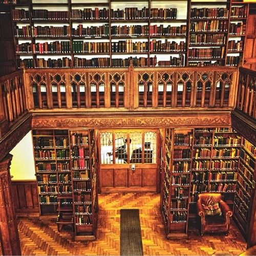 Gladstone's Library's avatar