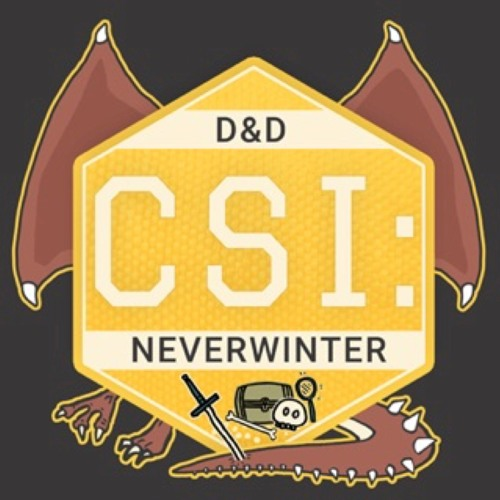 CSI: Neverwinter - D & D 5e Actual Play Podcast's avatar