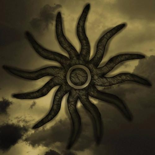 Behind Helios's avatar