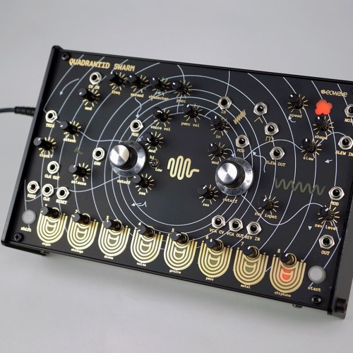 Quadrantid Swarm Instruments
