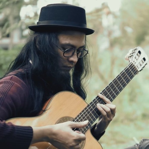 Luthfi - Resah guitar fingerstyle, original song by payung teduh