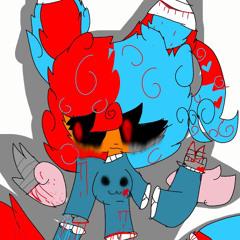 lover the fox bunny robot