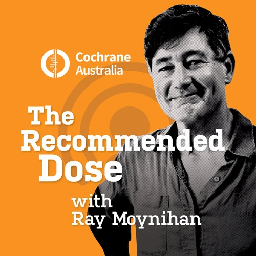 The Recommended Dose with Ray Moynihan's avatar