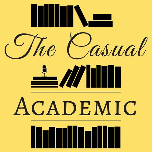 The Casual Academic: A Literary Podcast's avatar