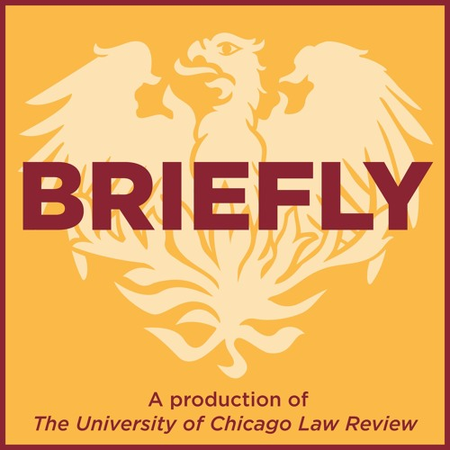 """""""Briefly"""" by The University of Chicago Law Review's avatar"""