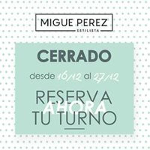 Migue Perez's avatar