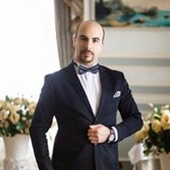 Ведущий Илья Трубецкой