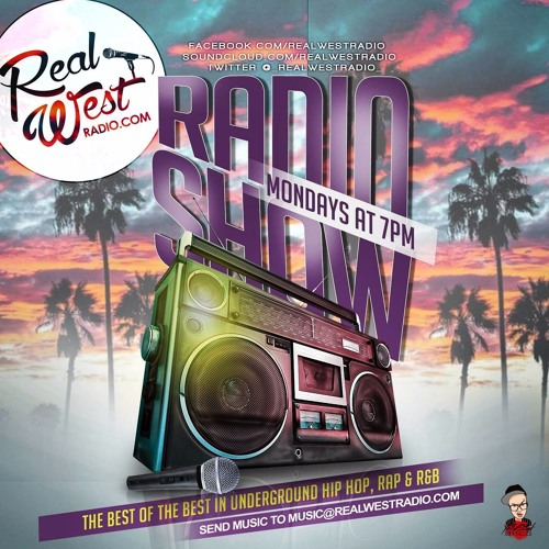 Real West Radio - Underground Hip Hop Radio Show's avatar