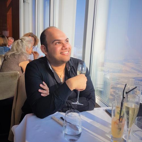 Marcus Naiem's avatar