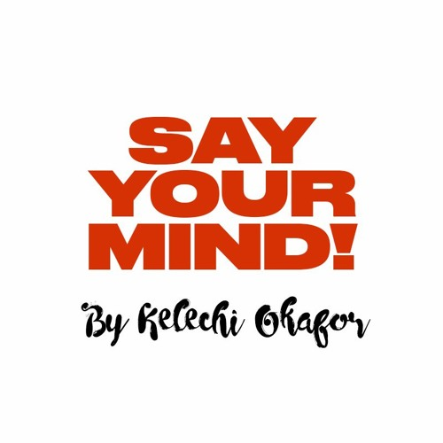 Say Your Mind's avatar