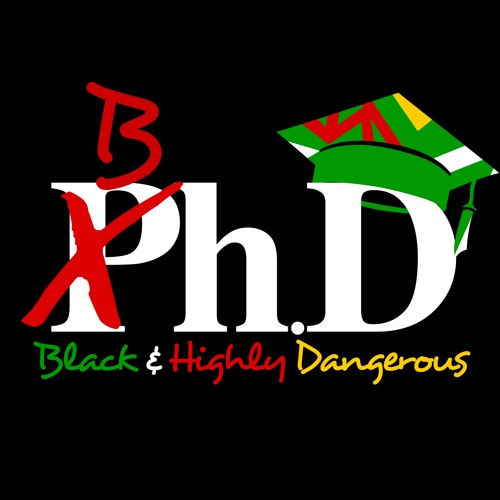 Black and Highly Dangerous Podcast's avatar