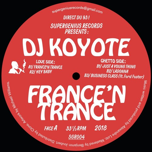 DJ Koyote's avatar