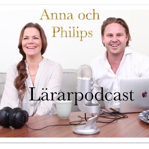 Anna och Philips Lärarpodcast's avatar