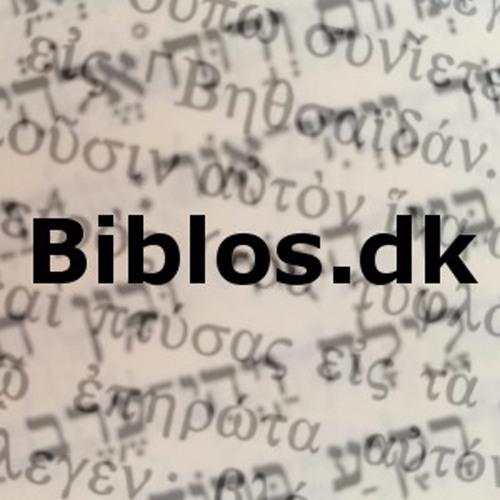 Biblos.dk - Åben bibel projekt's avatar