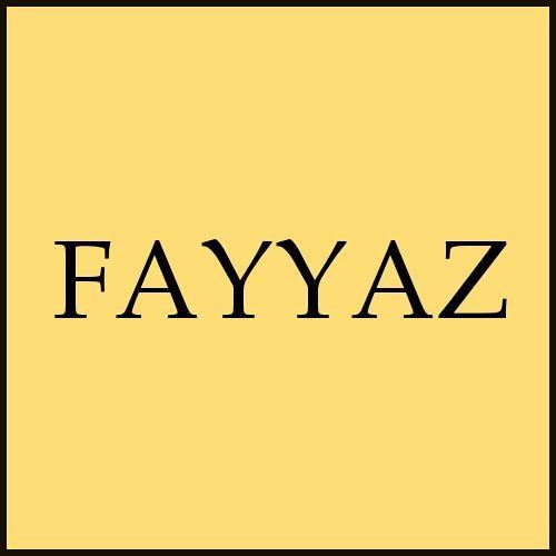 FAYYAZ's avatar