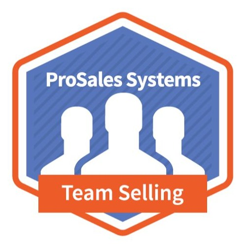 Team Selling Podcast - ProSales Systems's avatar