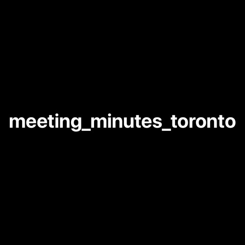 meeting_minutes_toronto's avatar