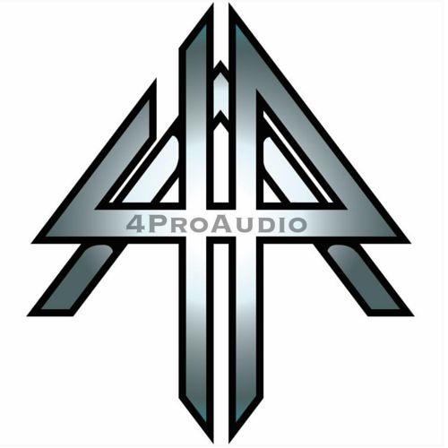 4 Pro Audio's avatar