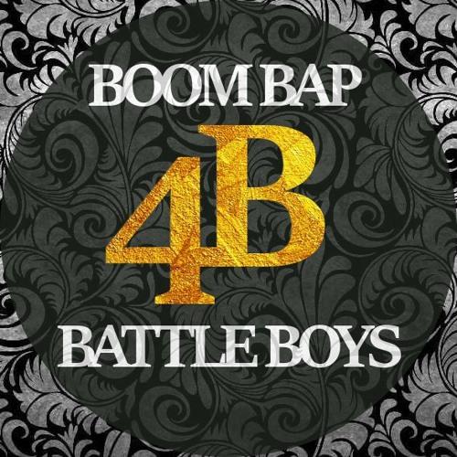 4B X Boom Bap Battle Boys X's avatar